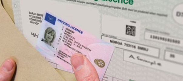 Driving School Manchester Counterpart Driving License Image
