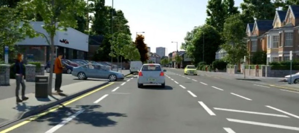 Driving Lessons in Stockport Hazard Perception Test Blog Image Sep 15