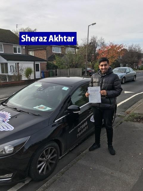 Sheraz Akhtar